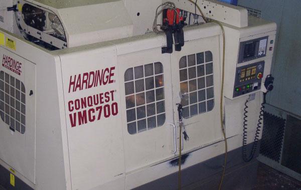HARDINGE VMC700