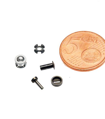 Fabrications diverses – Technologie de la micro-mécanique et du décolletage