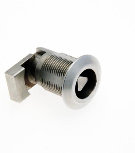 Serrure d'armoire électrique en acier inoxydable Z10CNF18/09
